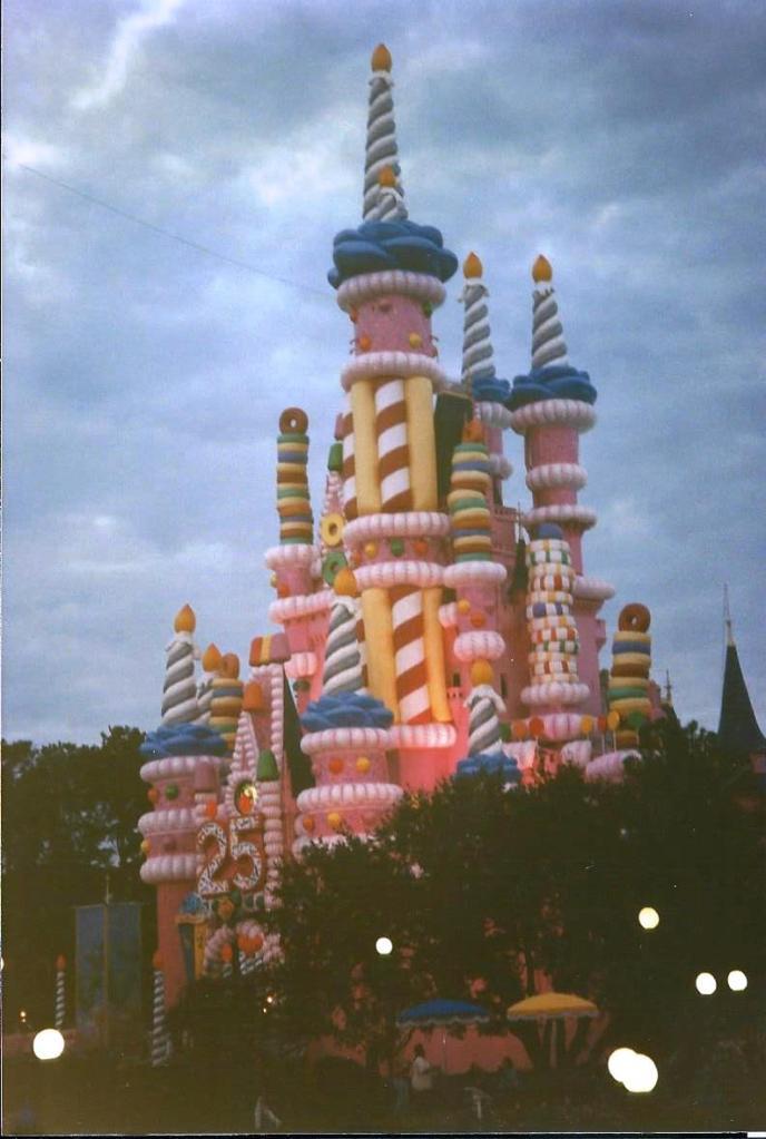 1997 Castle Cake