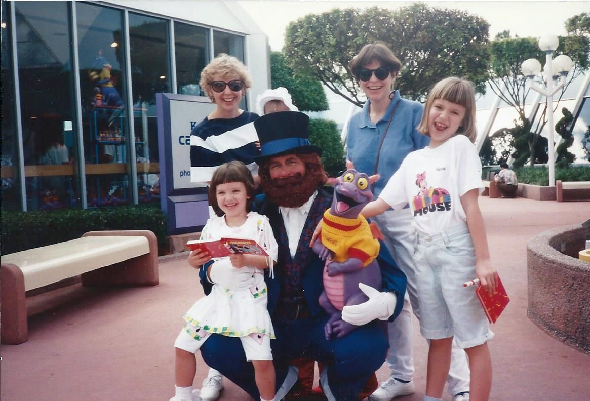 Flashback Friday The Dreamfinder The Files Of A Traveling Daydreamer