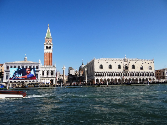 View from the Grand Canal.