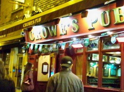 First pub...
